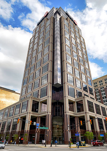 Chicago firm pays $40M for downtown office tower