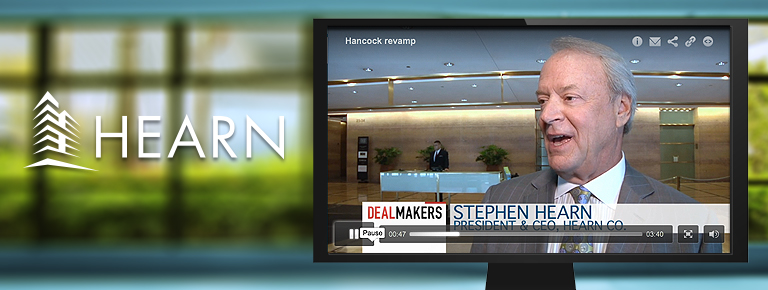 HEARN on Dealmakers